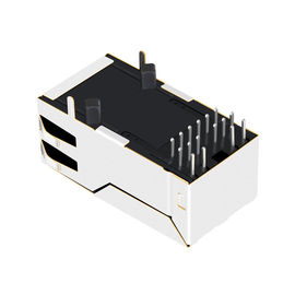 JT7-1119NL 10G Base-T 1x1 Port LPJK9093AONL Female RJ45 Connector