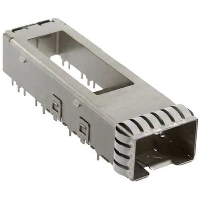 Press Fit Through Hole QSFP Cage Connector 2170519-1