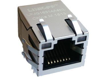 China Ethernet Rj45 Jack LPJG16314A4NL-▶ Intels MinnowBoard max 10/100/1000Base-T distributeur